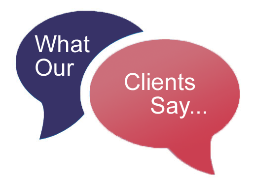 testimonials-What People Are Saying!
